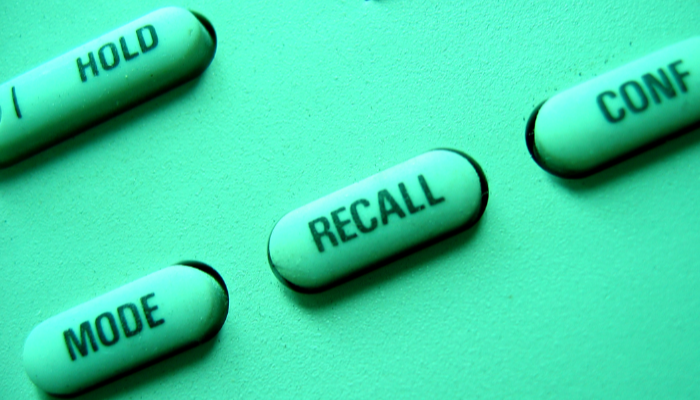 Is there only one kind of recall?
